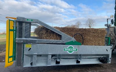 Spread-a-Bale launches new options – HD + XL